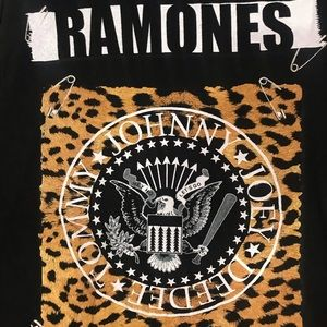 Ramones Tank Top! Great Condition